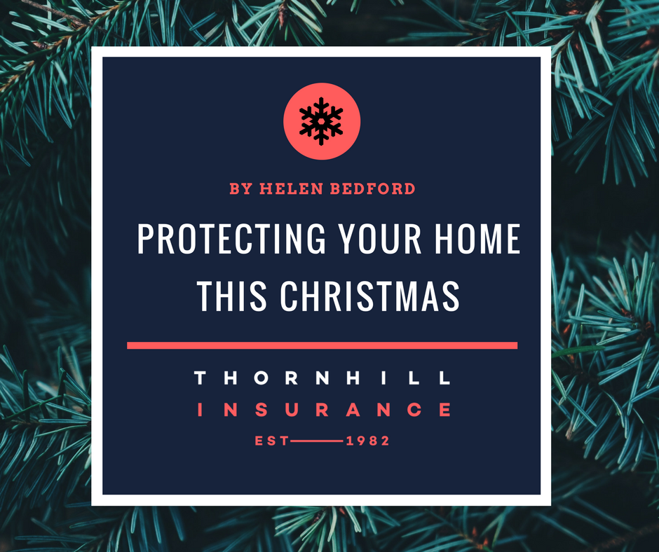 Protecting your home this Christmas